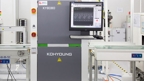 KOHYOUNG Solder Paste Inspection Machine